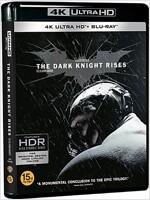 [4K 블루레이] 다크 나이트 라이즈 (3disc: 4K UHD + BD + 보너스 디스크)