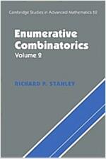 Enumerative Combinatorics: Volume 2 (Paperback)