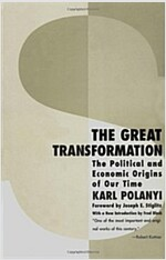 The Great Transformation (Paperback, 2)