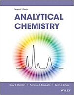 Analytical Chemistry (Hardcover, 7 Revised edition)