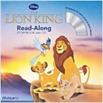 The Lion King Read-Along Storybook [With CD (Audio)] (Paperback)