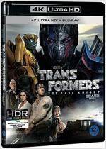 [4K 블루레이] 트랜스포머: 최후의 기사 (2disc: 4K UHD + BD)