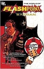 [중고] The World of Flashpoint Featuring Batman (Paperback)