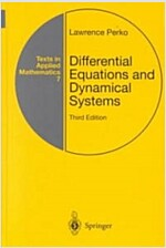 Differential Equations and Dynamical Systems (Hardcover, 3)