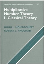 Multiplicative Number Theory I : Classical Theory (Hardcover)