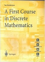 A First Course in Discrete Mathematics (Paperback, 2002 ed.)