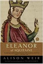 [중고] Eleanor of Aquitaine (Paperback)