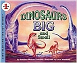 [중고] Dinosaurs Big and Small (Paperback)