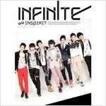 [중고] 인피니트 - Inspirit [Single Album]