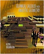 Technical Calculus with Analytic Geometry (Paperback, 4, Revised)