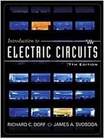 [중고] Introduction to Electric Circuits (Hardcover, 7th)