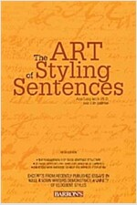 The Art of Styling Sentences (Paperback, 5)