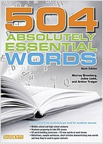 504 Absolutely Essential Words (Paperback, 6, Revised)