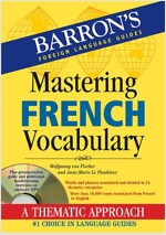 Mastering French Vocabulary with Audio MP3: A Thematic Approach (Paperback)