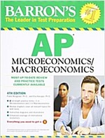Barron's AP Microeconomics/Macroeconomics (Paperback, 4)
