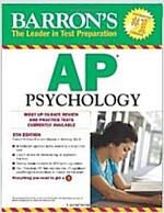 Barron's AP Psychology (Paperback, 5th)