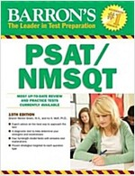 Barron's PSAT/NMSQT (Paperback, 16th)