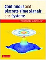 Continuous and Discrete Time Signals and Systems (Paperback)