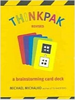 Thinkpak Cards: A Brainstorming Card Deck (Other, Revised)