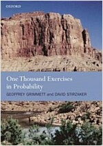 One Thousand Exercises in Probability (Paperback, 2 Revised edition)