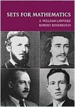 Sets for Mathematics (Paperback)