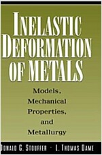 Inelastic Deformation of Metals: Models, Mechanical Properties, and Metallurgy (Hardcover, Reprinted from)