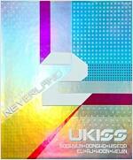 [중고] 유키스 (U-Kiss) - 2집 Neverland