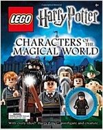 Lego Harry Potter: Characters of the Magical World (Hardcover)