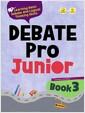 [중고] Debate Pro Junior Book 3 (본책 + 워크북 + 오디오 CD)