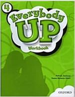 [중고] Everybody Up: 4: Workbook (Paperback)