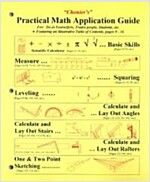 Chenier's Practical Math Application Guide (Paperback, 1st)