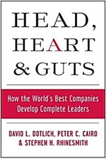 Head, Hearts and Guts: How the World's Best Companies Develop Complete Leaders (Hardcover)