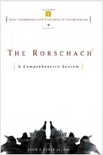 The Rorschach, Basic Foundations and Principles of Interpretation (Hardcover, 4, Volume 1)