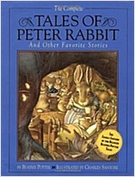 The Complete Tales of Peter Rabbit and Other Favorite Stories (Hardcover)