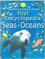 [중고] The Usborne First Encyclopedia of Seas and Oceans (Paperback)