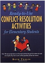 Ready-To-Use Conflict-Resolution Activities for Elementary Students (Paperback)
