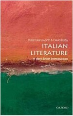 Italian Literature: A Very Short Introduction (Paperback)