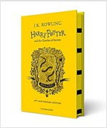 Harry Potter and the Chamber of Secrets - Hufflepuff Edition (Hardcover, 영국판)