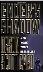 Ender's Shadow (Mass Market Paperback, 1st, Reprint)