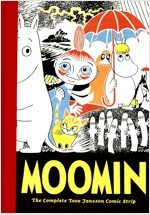 Moomin Book One: The Complete Tove Jansson Comic Strip (Hardcover)