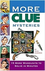More Clue Mysteries (Paperback)