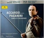 [수입] 아카르도 - 파가니니 녹음 전집 (6CD+BDA)