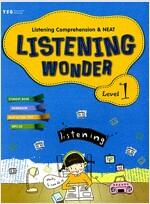 Listening Wonder Level 1 (Paperback + CD)