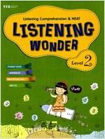 Listening Wonder Level 2 (Paperback + CD)