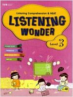 Listening Wonder Level 3 (Paperback + CD)