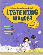 Listening Wonder Level 4 (Paperback + CD)