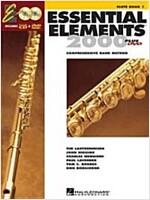 Essential Elements for Band (Paperback, Compact Disc)