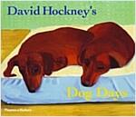 David Hockney's Dog Days (Paperback, Reprint)