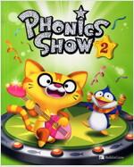 Phonics Show 2: Student Book (Book + Hybrid CD 2장)