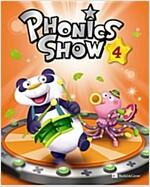 Phonics Show 4: Student Book (Book + Hybrid CD 2장)